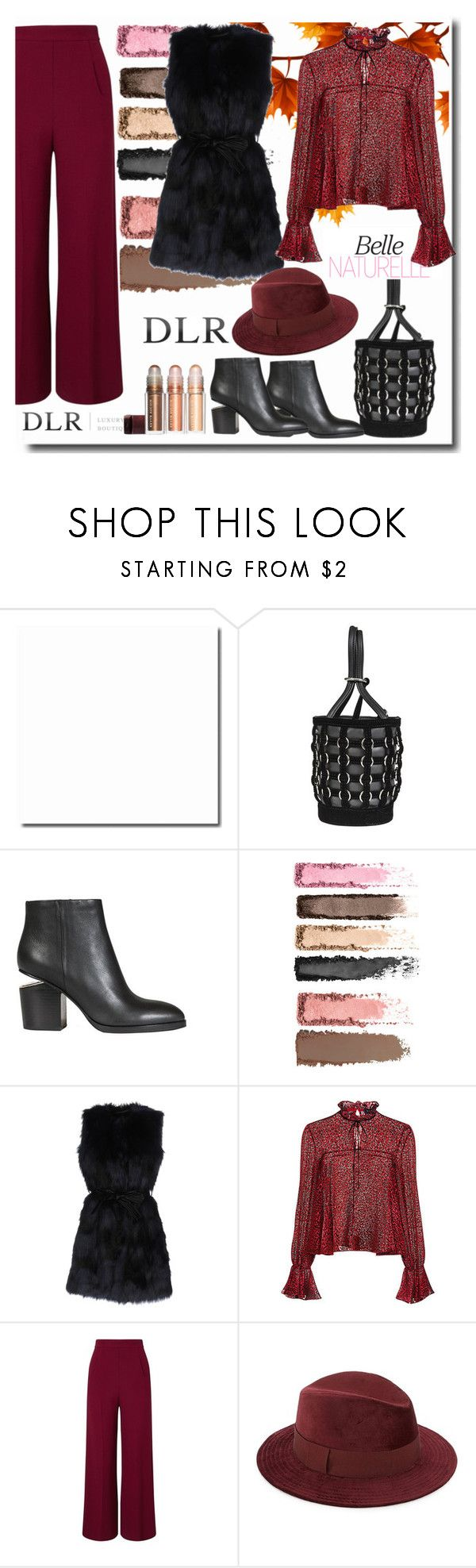 """""""welcome promo code DLR15"""" by misaflowers ❤ liked on Polyvore featuring Alexander Wang, Saloni, Roland Mouret and Saks Fifth Avenue"""