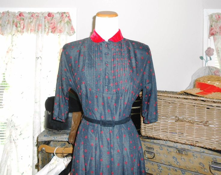 Vintage Clothing Womens Vintage Dresses 40s Dress Deco Dress Old hollywood Glamour Dresses Holiday Dress by ZasuVintage on Etsy