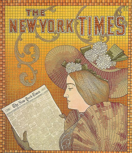The New York Times, 1895