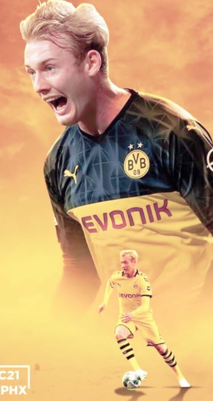 Pin Von Ebrahim Saban Auf Football Players In 2020 Borussia Dortmund Bvb Dortmund
