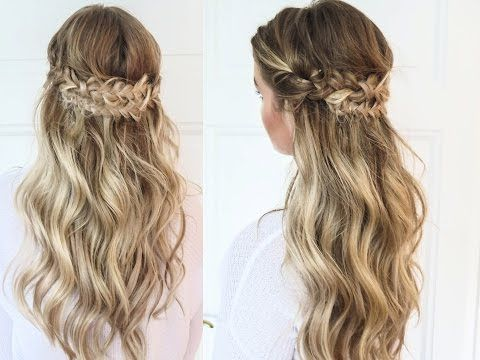 Hair-Tutorial Bohemian Braids