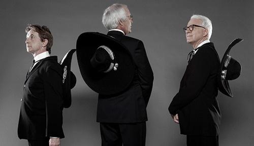 Martin Short, Chevy Chase & Steve Martin <3