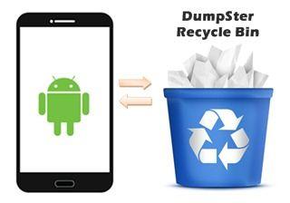 Cara Membuat Recycle Bin Untuk Ponsel Android