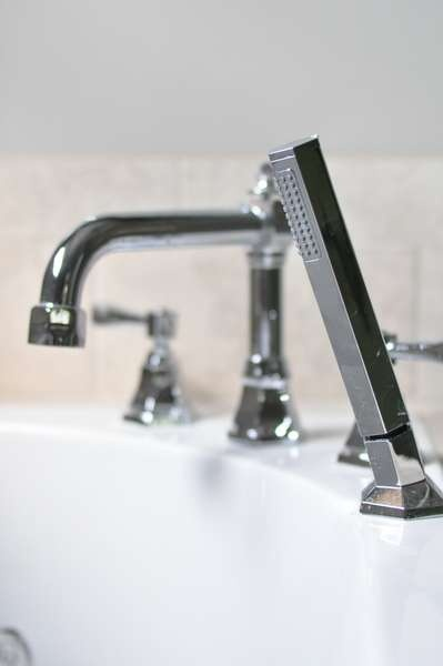 Elegant Chrome, Roman Tub Faucet! This Is How You Make The Wife Happy!
