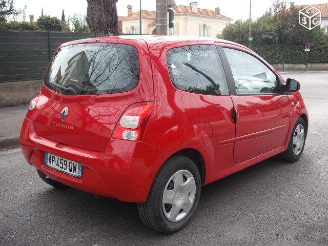 Renault twingo 1.2 pack clim 2010 29000 km