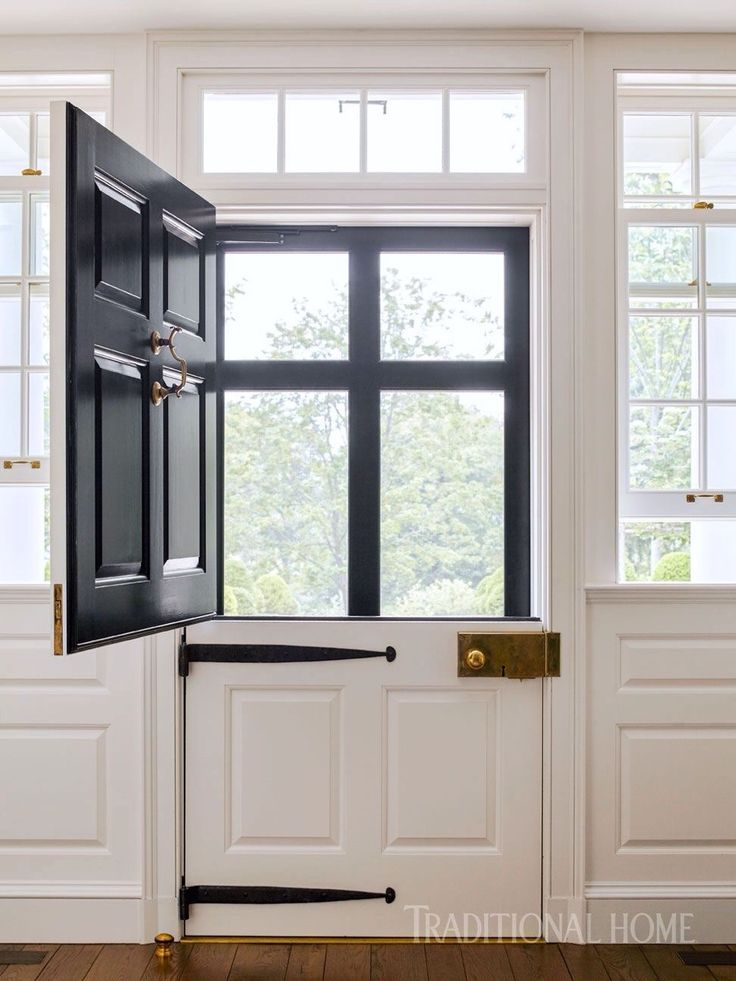 138 Best Dutch Door Ideas Images On Pinterest Entrance