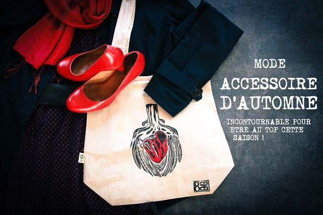 8EWE: Mode-Accessoire Tote-bag bio pour préparer l'autom...