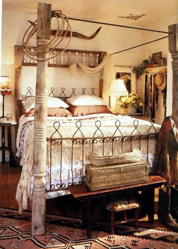 From Junk Room To Beautiful Bedroom The Big Reveal: Best 20+ Log Bed Ideas On Pinterest