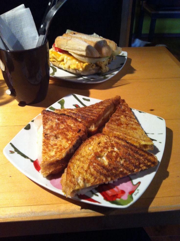 Breakfast at Farger