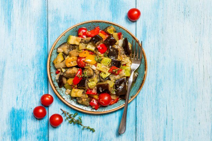 Ratatouille from French 101: 14 Essential French Foods to Know (Slideshow)