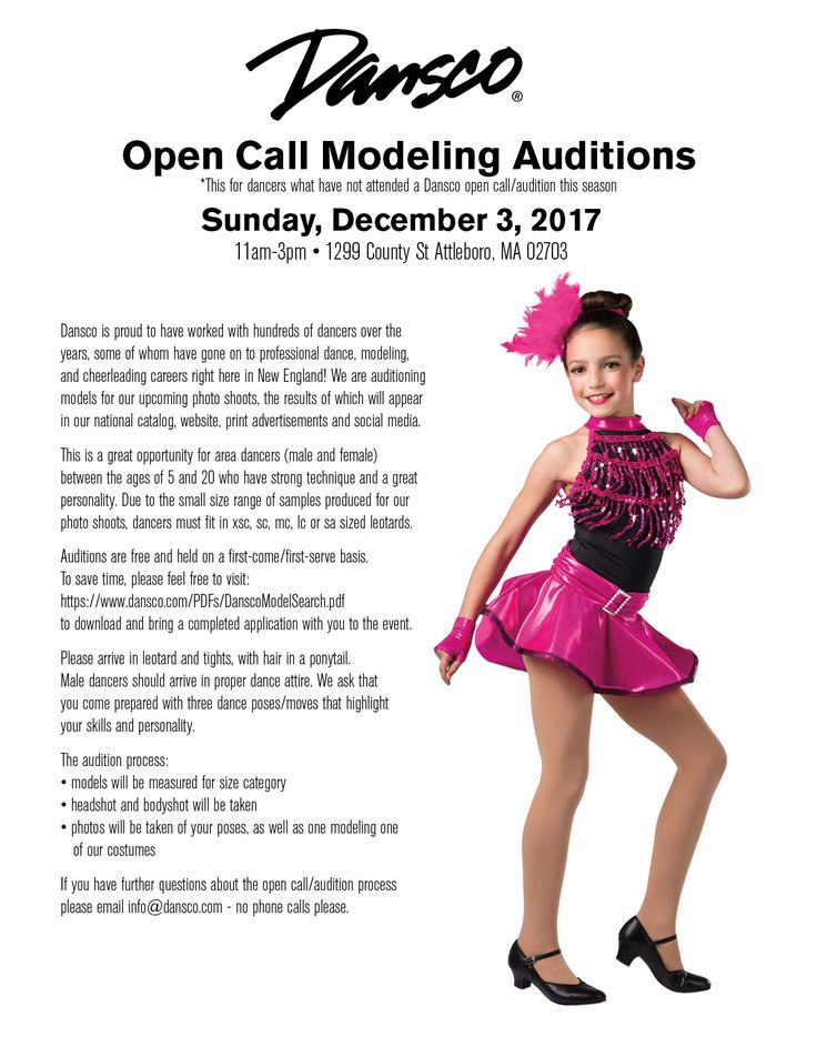 *****Attention****** Dansco is holding an Open Call Modeling Audition- Sunday December 2017 Details below!  sc 1 st  Pinterest & 26 best Current Events u0026 NEWS images on Pinterest   Current events ...