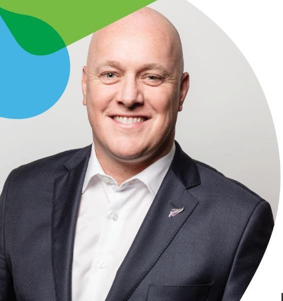 Christopher Luxton | Business Breakfast Series 4th May 2017