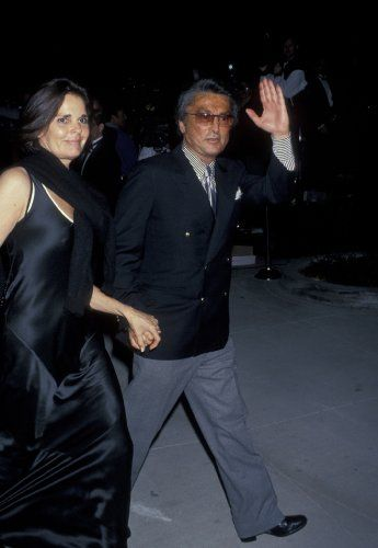 Robert Evans and Ali MacGraw at an event for The 66th Annual Academy Awards (1994)