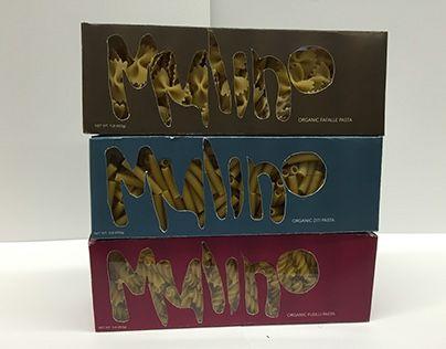 Mulino Pasta Packaging