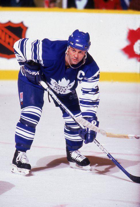 Toronto Maple Leaf Legend - Doug Gilmour