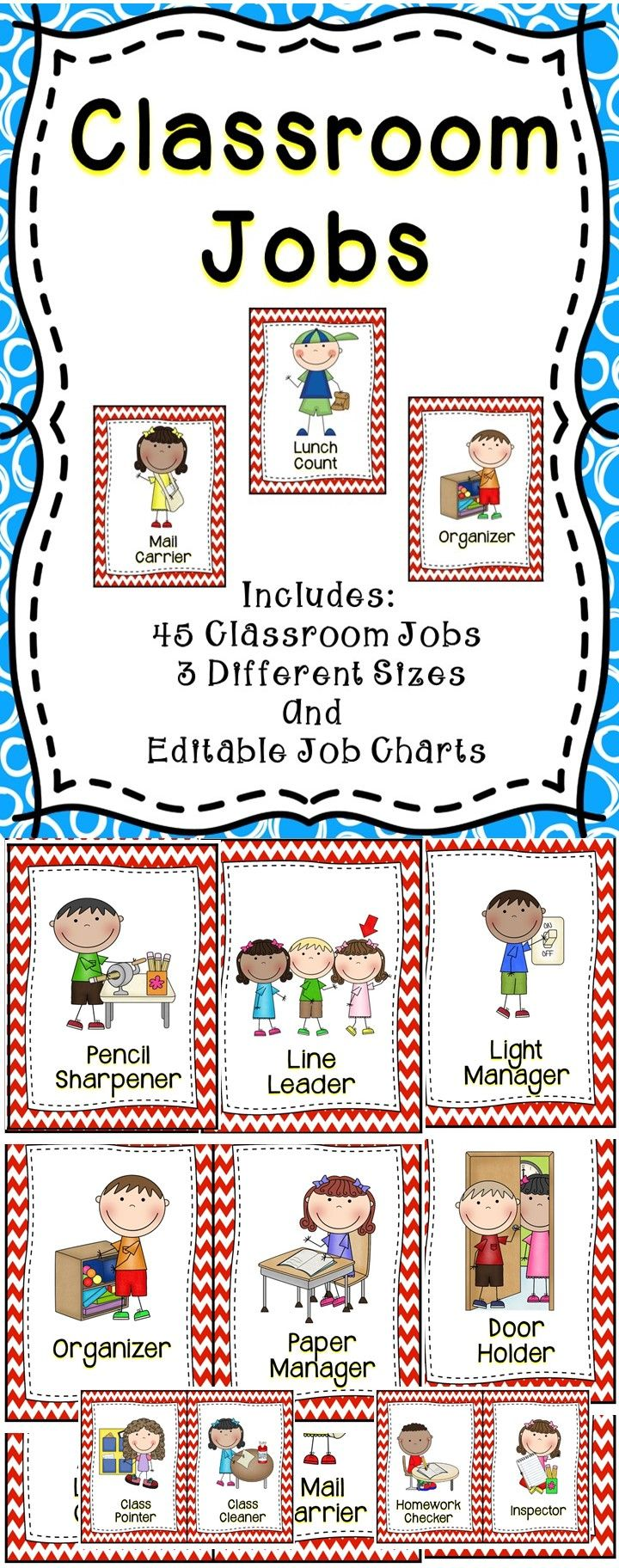 Classroom Design Jobs ~ Best kindergarten classroom jobs ideas on pinterest