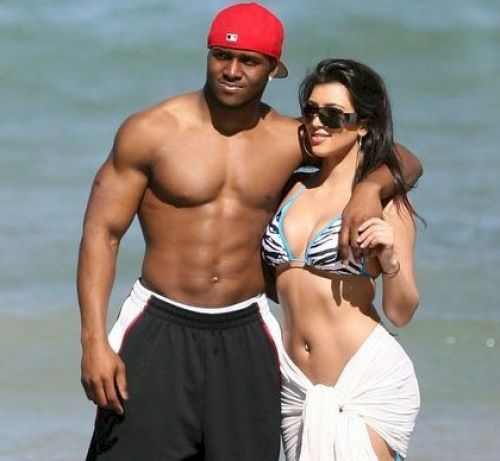 Before Kim Kardashian considered having an affair with Kanye West, she was trying to spend some time in Miami with ex-boyfriend, Reggie Bush. Kim K attempted to reconcile with the football player, but he ultimately decided not to because they weren't compatible and wanted different things in life.