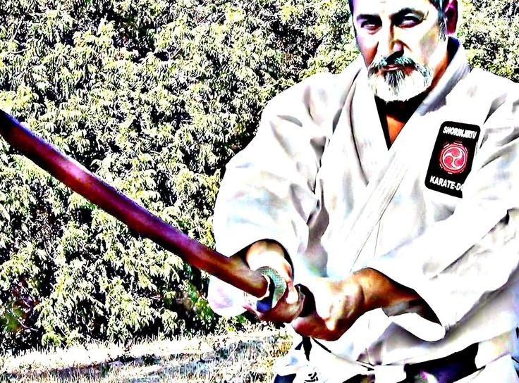 The way of sanchin kata