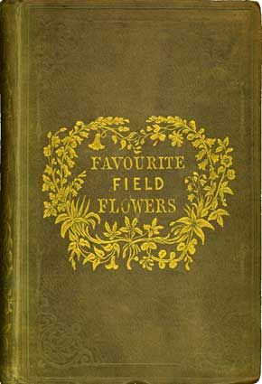 Robert Tyas:  Favourite Field Flowers, 1848.                                                                                                                                                                                 More