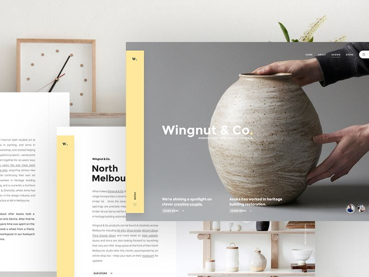Wingnut & Co. by Andrew Baygulov