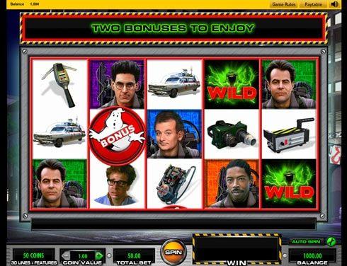 Играть на реальные деньги в казино Вулкан Ghostbusters.  Поклонники фильма «Охотники за привидениями» будут рады увидеть в казино Вулканигровой автомат Ghostbusters на реальные деньги отразработчика IGT. Гемблерам гарантируется не только веселое времяпрепровождение, хо