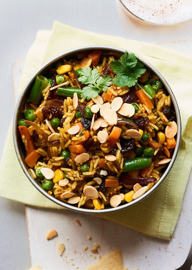 Asda Good Living | One-pan biryani