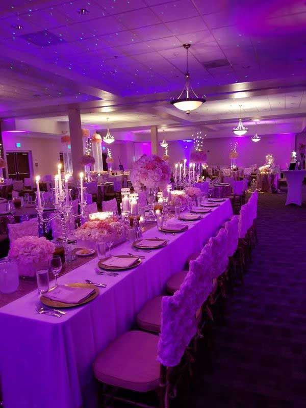 Starry Night Lighting Wedding Venues Dream Wedding Wedding Themes