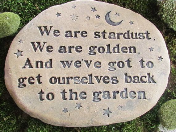 Landscape Rock Quote : Best images about inspirational poem stones for the
