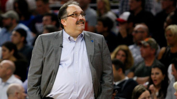 Stan Van Gundy 'encouraged' by players taking a stand on police brutality