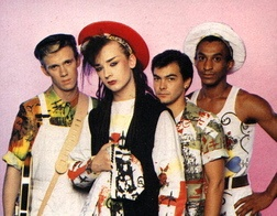 Saw Culture Club on the VH1 Reunion tour with Human League and Howard Jones.