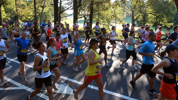 Remember to sign up for the B.A.A. Half Marathon! The third race of the B.A.A. Distance Medley Series will be run on October 7 through the beautiful Emerald Necklace park system. Registration opens on Wednesday, July 18!