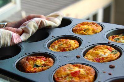 Monash University Low FODMAP Diet: Low FODMAP Vegetables Muffins