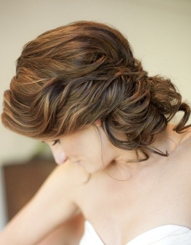 Shoulder Length Hairstyles For Pageants : 48 best my hair images on pinterest