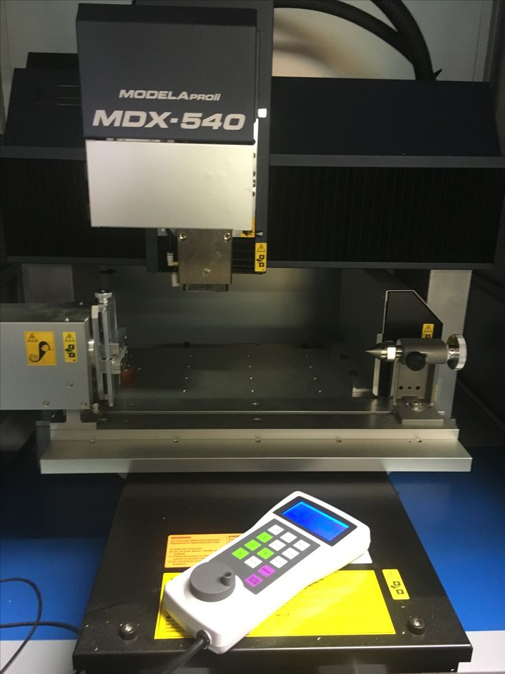 Roland MDX-540 CNC-jyrsinkone asennettuna ja käyttökoulutus annettuna asiakkaalla. #cnc