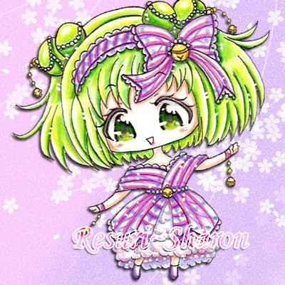 Chibi Messenger Tinti-chan by Resuri-Syalon.deviantart.com on @deviantART