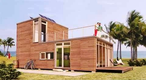 Дома из грузовых контейнеров | Новости | АССбуд — строительный портал