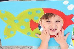 Festa Infantil Fundo do Mar