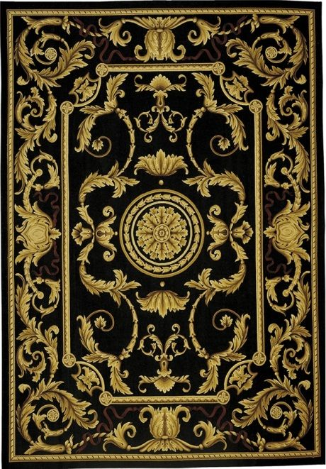Pinterest's 10 Most Glamorous Interiors with Aubusson Rugs