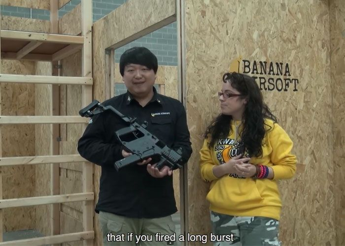 Banana Airsoft KWA KRISS Vector Review