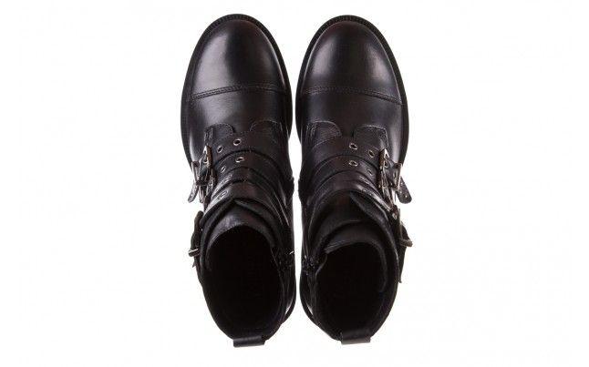 Trzewiki Czarne Trzewiki 27104 Skora Naturalna Trzewiki Buty Damskie Kobieta 4 Dress Shoes Men Oxford Shoes Dress Shoes