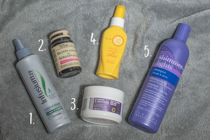 Best hair products under $20 for blonde hair #blondehair #condition