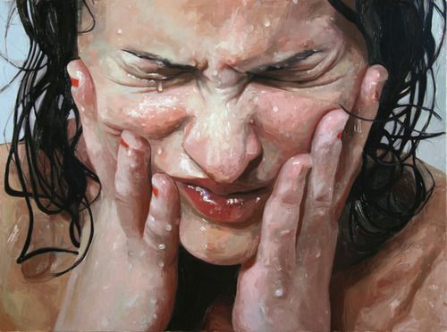 Hypperealist Paintings byAlyssa Monks: Hyper Realism, Hyperrealism, Artists, Photorealistic Painting, Alyssa Monk, Portraits, Photos Realism, Oil Painting, Alyssamonk