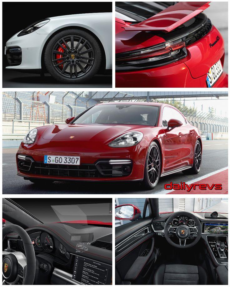 2019 Porsche Panamera GTS and Panamera Sport Turismo GTS