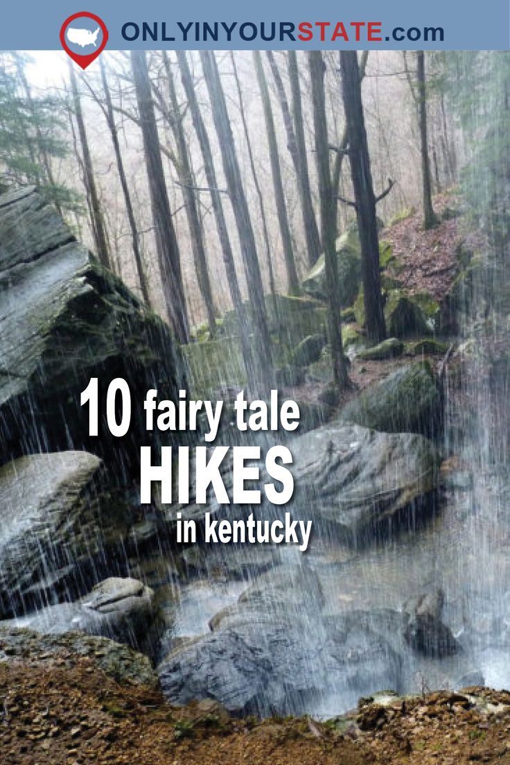 Travel   Kentucky   Hikes   Fairytale Hikes   The Outdoors   Nature   Hiking   Enchanting Places