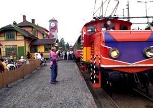 Sesam stasjon train