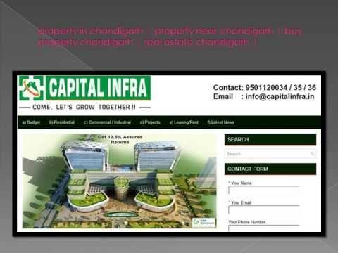 property in chandigarh | property near chandigarh | capital infra