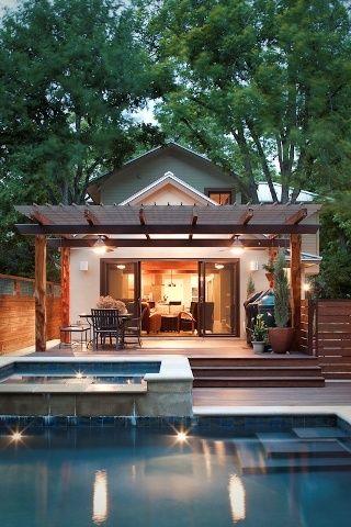 Outdoor Living, Outdoor Dining, Pergola | Outdoor Areas