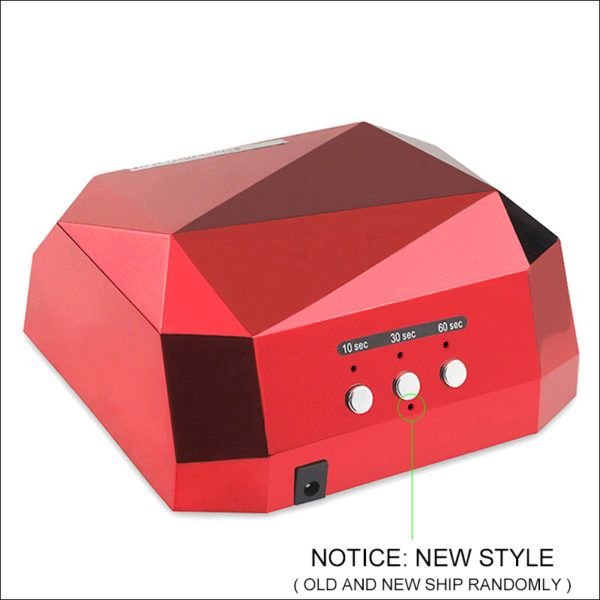 36 Watt Uv Lamp Beautyry In 2020 Nail Dryer Uv Nail Lamp Gel Polish Nail Art