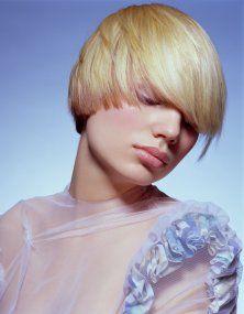 Hair Academy short blonde Hairstyles