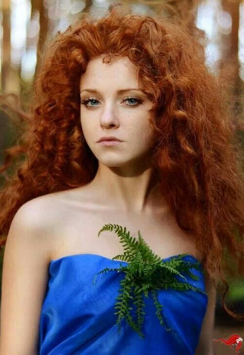 Wild Redheaded Beauty Ginger Pride Pinterest
